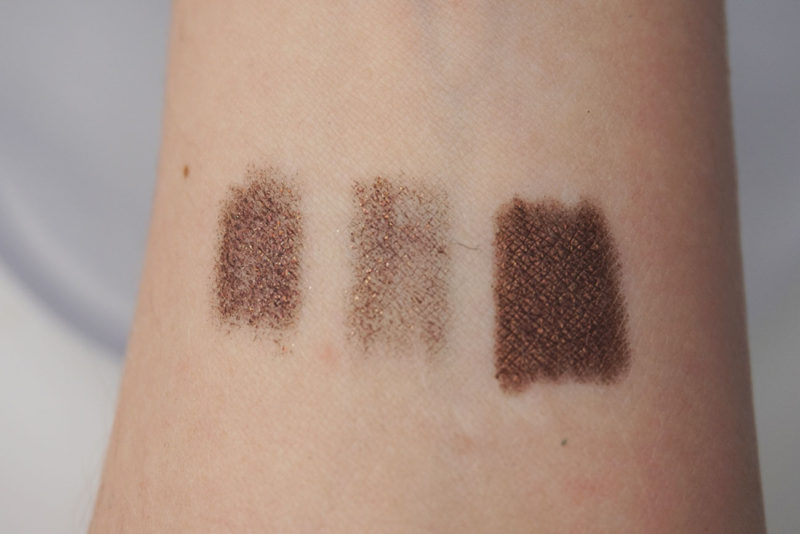 bronze-liner-swatches-after-nyx-smashbox-marcjacobs