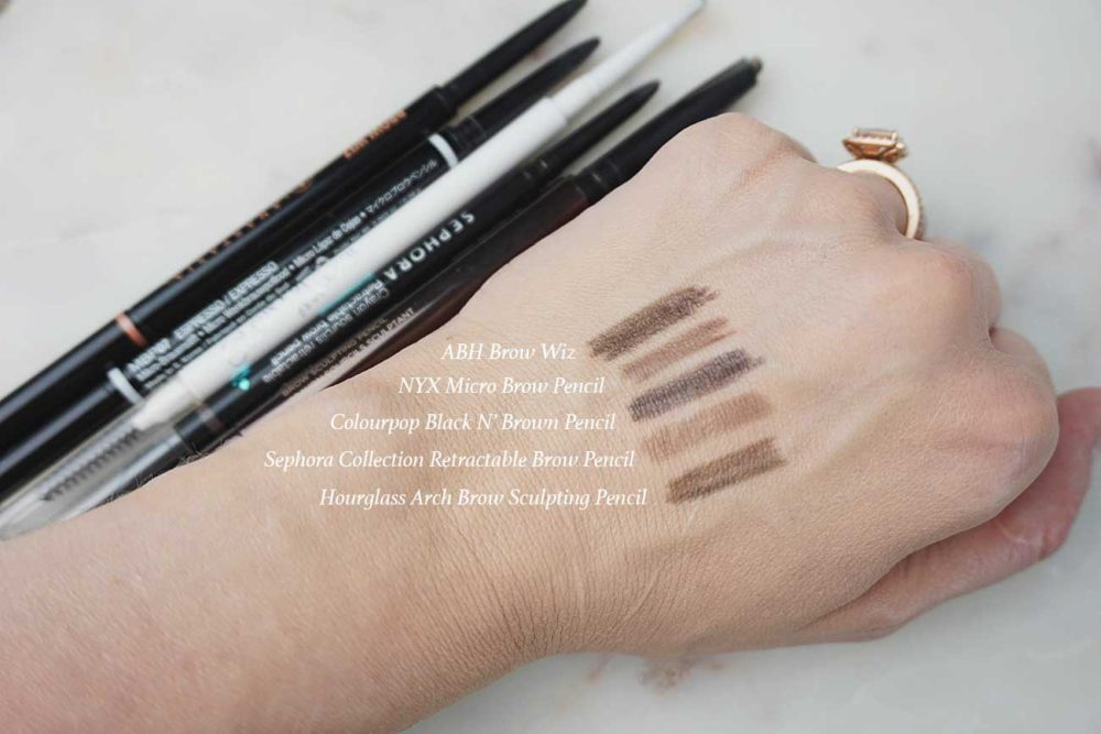 Arch Brow Sculpting Pencil by Hourglass #20