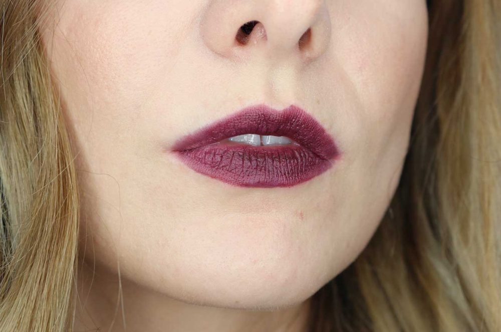 Hard Candy All Matte Up Hydrating Lip Stain in Venom